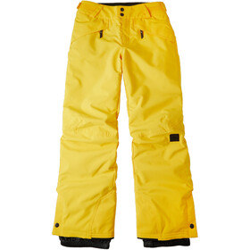 O'Neill Anvil Pantaloni Ragazzo, giallo
